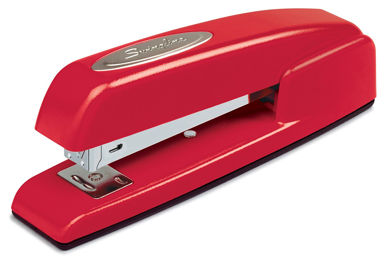 swingline 747 rio red heavy duty stapler 20 sheet capacity office