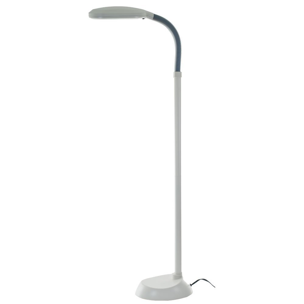 Trademark global 72 0820 sunlight floor lamp 5 feet trademark home main image mozeypictures Choice Image