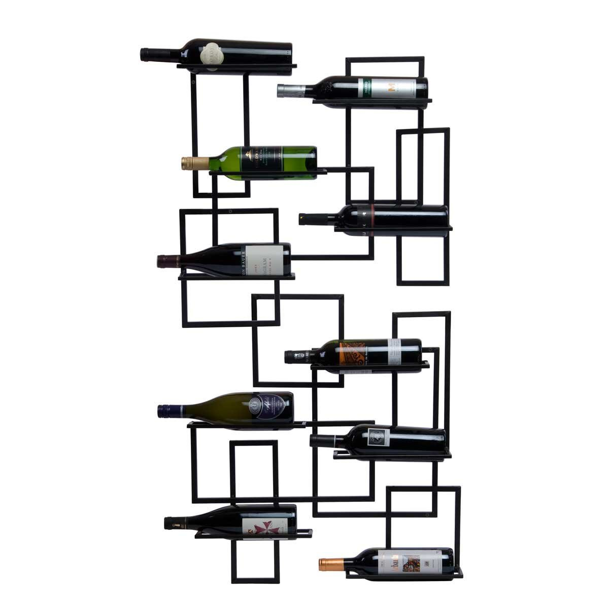 wine and rack shelves dark stunning theknottyshelf by mounted rustic cherry wall with stained mount pin