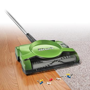 Shark 10 Rechargeable Floor And Carpet Sweeper V2930