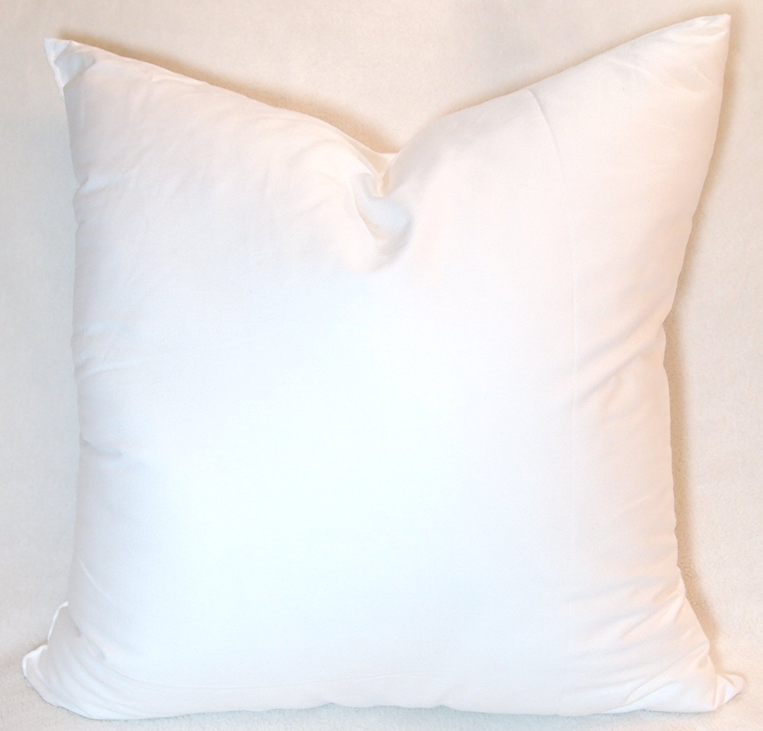 Pillowflex Synthetic Down Pillow Form Insert 22 By 22 Inch New