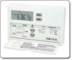 251882703155_3 lux products tx500e smart temp programmable thermostat , new, free Lux 500 Thermostat User Manual at crackthecode.co