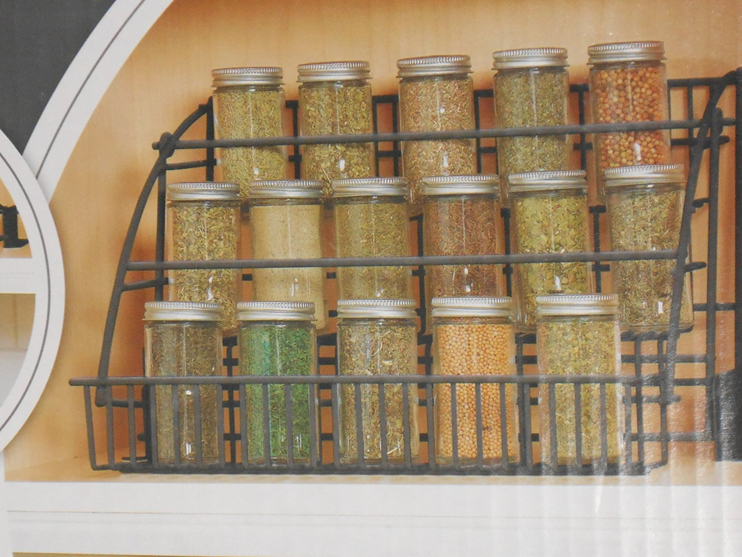 Main Image : rubbermaid pull down cabinet spice rack - Cheerinfomania.Com