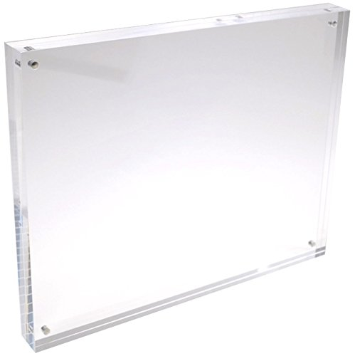 5x7 Acrylic Picture Frames; Acrylic Magnetic Frames, Clear Picture ...