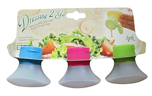 single pack salad dressing