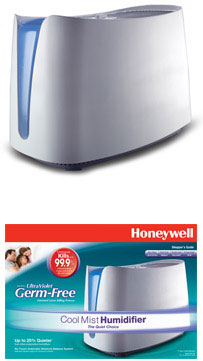 Details about Honeywell Germ Free Cool Mist Humidifier, HCM-350 , New, Free  Shipping
