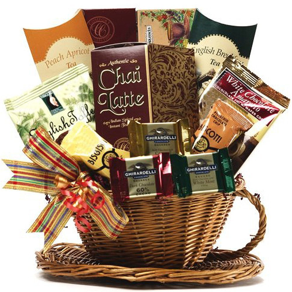 Details about Art of Appreciation Gift Baskets You`re My Cup of Tea and Treats Gift Basket  N  sc 1 st  eBay & Art of Appreciation Gift Baskets You`re My Cup of Tea and Treats ...