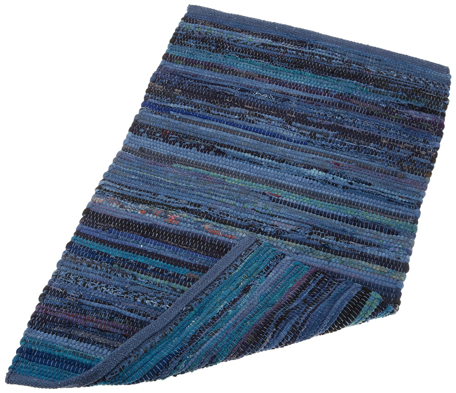 Details about DII Home Essentials Rag Rug for Kitchen, Bathroom, Entry Way,  Laundry Room and B