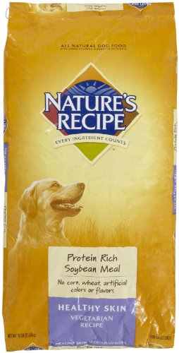 Natures recipe healthy skin vegetarian recipe dry dog food 30 main image forumfinder Image collections