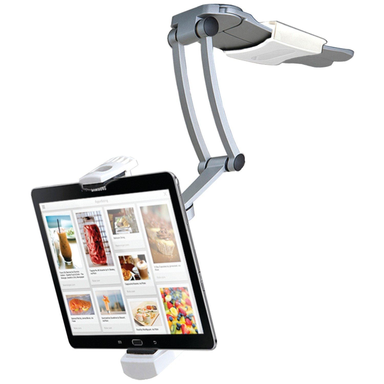 Details about CTA Digital 2-In-1 Kitchen Mount Stand for iPad Air/iPad mini  and All Tablets (P