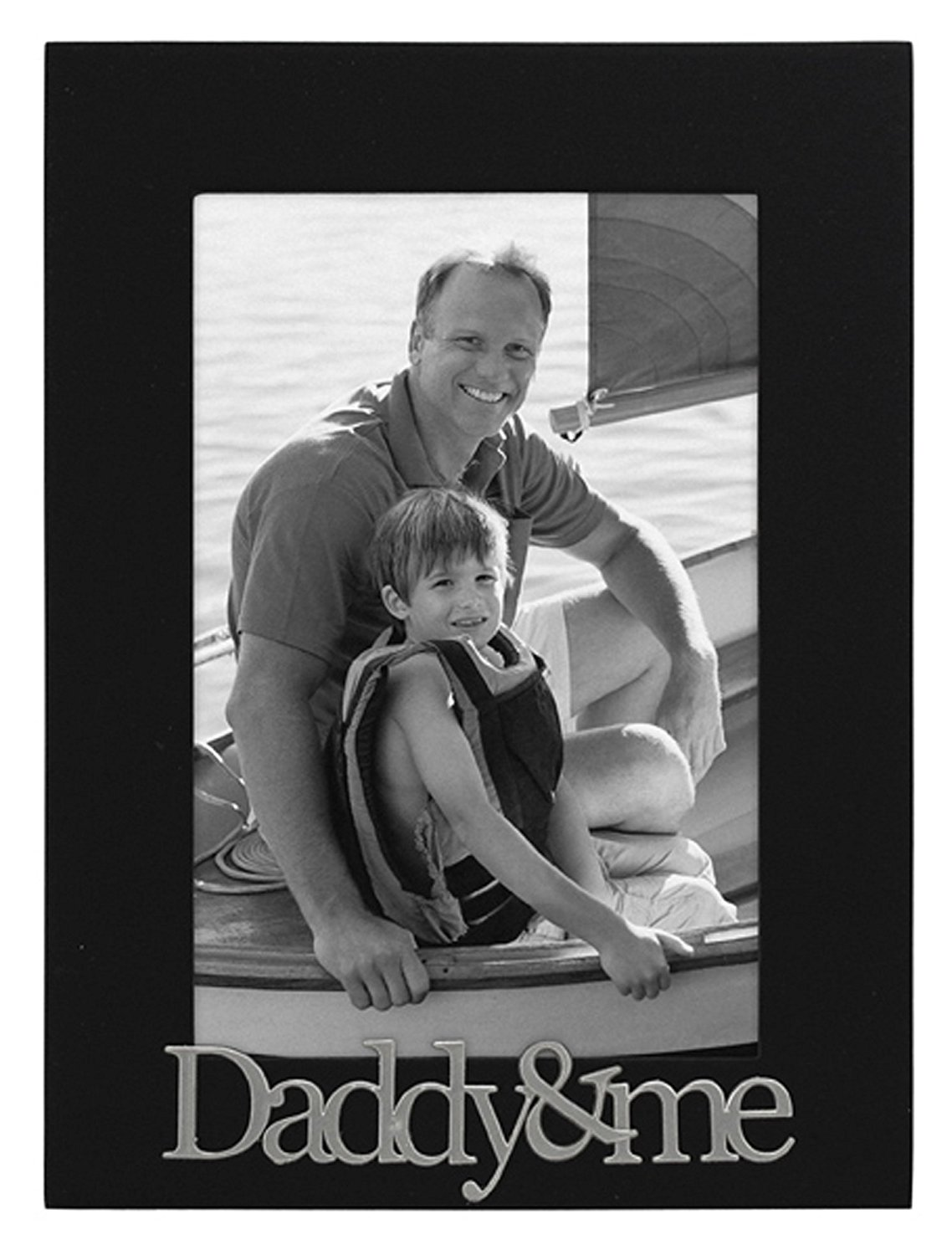 Malden Daddy And Me Expressions Frame 4 By 6 Inch New Free