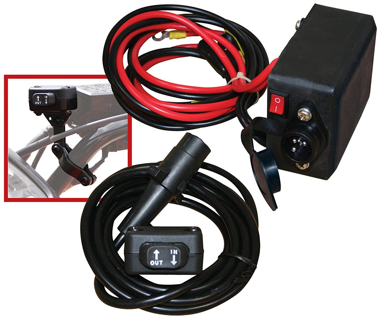 Champion Power Equipment C18014 Winch Rocker Switch Remote New Generator Wiring Diagram Main Image